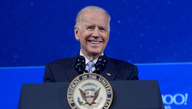 Biden Considers His Age as He Ponders 2020 Run
