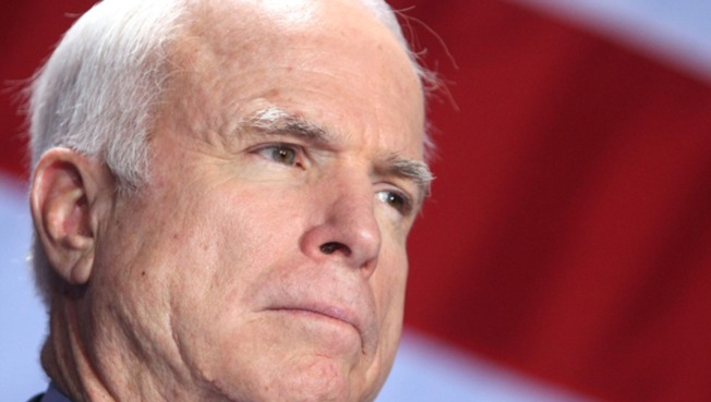 McCain: GM Should Declare Bankruptcy