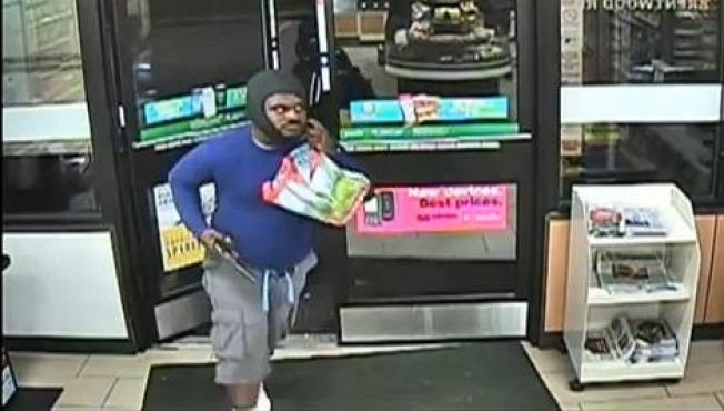 Two Men Wanted in NE 7-Eleven Robbery