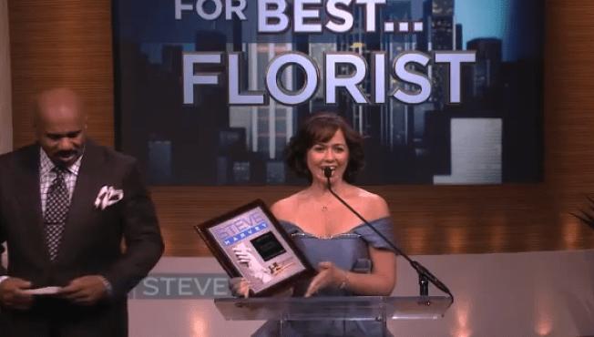 "Karin's Florist Named ""Best in America"""