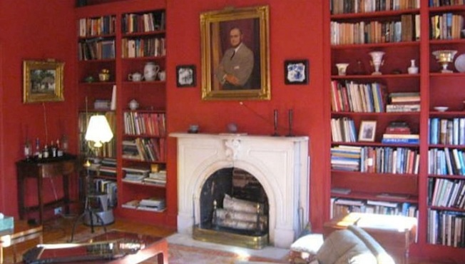Live In The Home Of One Of America's Greatest Writers