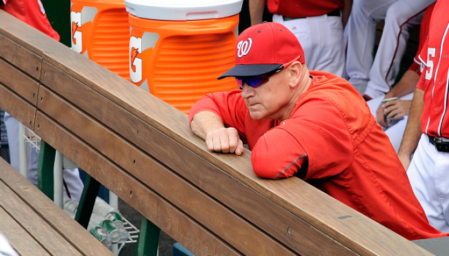 Nationals Fire Manager Matt Williams, Coaching Staff