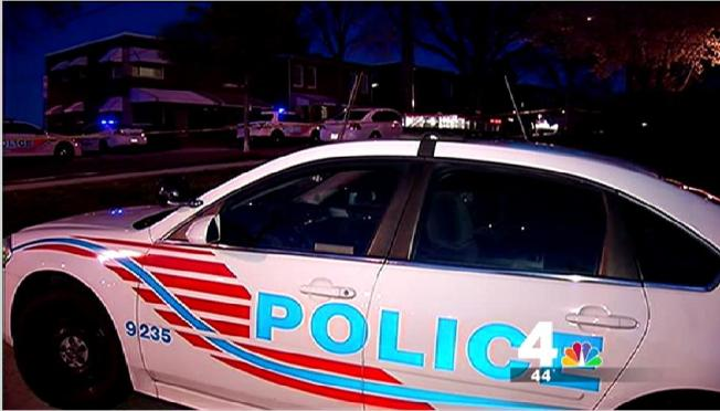 DC Police Officer Collapses, Dies at Station