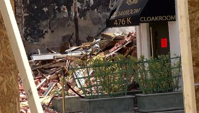 Construction Work That Caused Downtown D.C. Building Collapse Was Not Permitted
