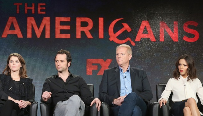 'The Americans' Renewed for 2 More Seasons Before Bowing Out