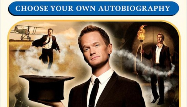 Neil Patrick Harris' Autobiography Will Be a Choose Your Own Adventure Book