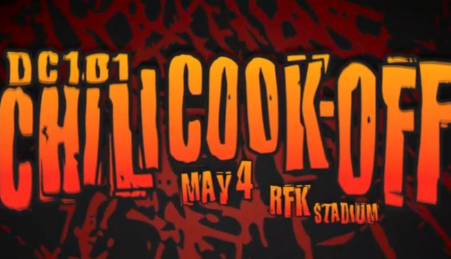 Soundgarden to Headline DC101 Chili Cookoff