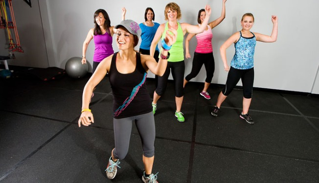 Zumba With Us at the Expo