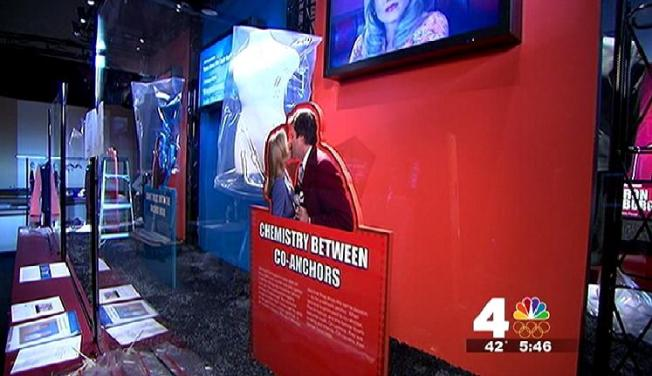 'Anchorman' Parody of TV News Lands at Newseum