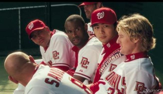 Owen Wilson Joins the Nats