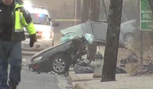 Police Identify Victims in Fatal Landover Crash