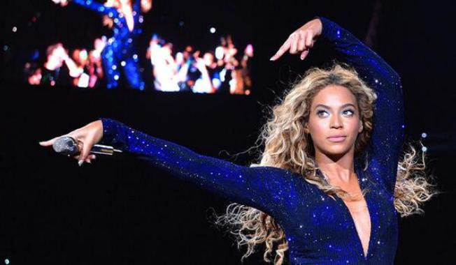 WATCH: Beyoncé Nearly Yanked Off Stage at Brazil Concert