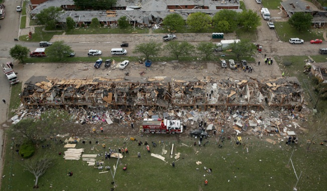 Town of West Sues Over Fertilizer Blast