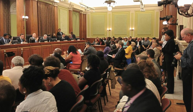 D.C. Council Vote Falls Short of Veto on 'Walmart' Bill