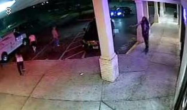 Man Wanted for Shooting at Group in Beltsville