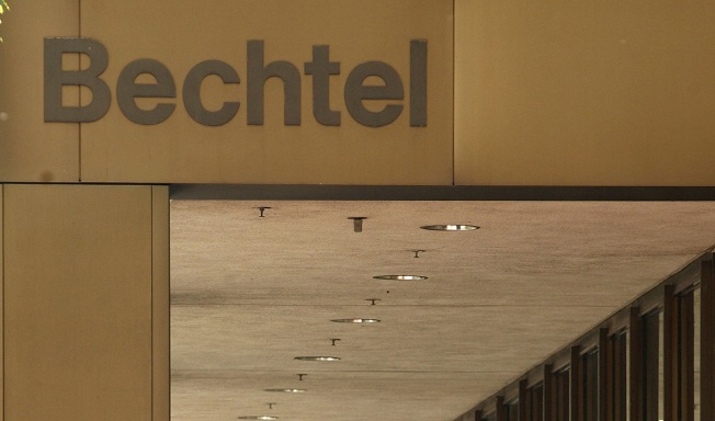 Bechtel Corp. to Move to Fairfax
