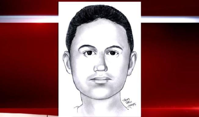 Police Release Sketch of Sex Assault Suspect