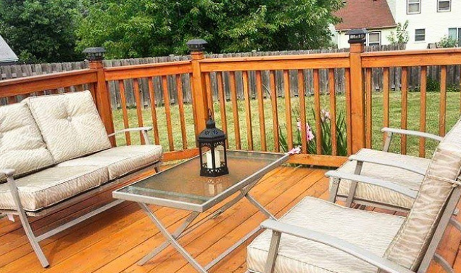 Keeping Your Deck Safe This Summer Season