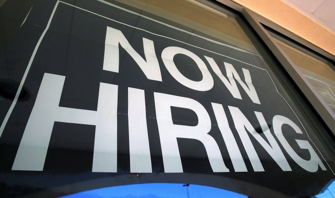 Good News, Bad News on D.C.-Area Jobs