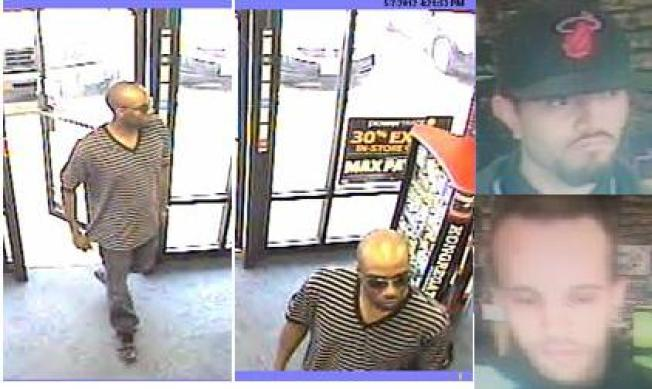 Suspects Sought in GameStop Armed Robbery