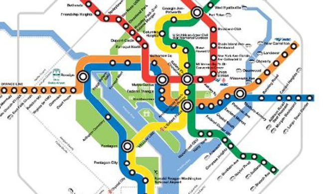 Metro Stations Between Rockville, Bethesda Closed for Weekend