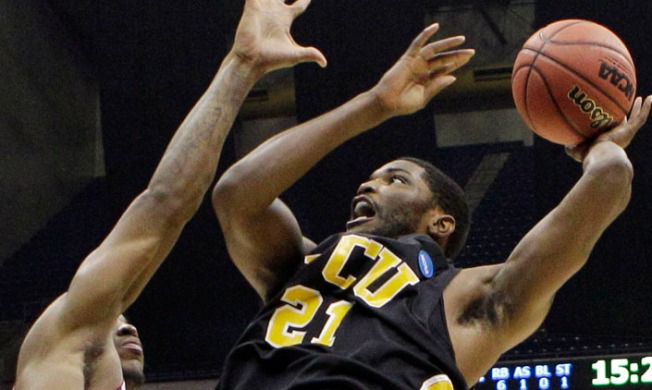 VCU Shocks Kansas