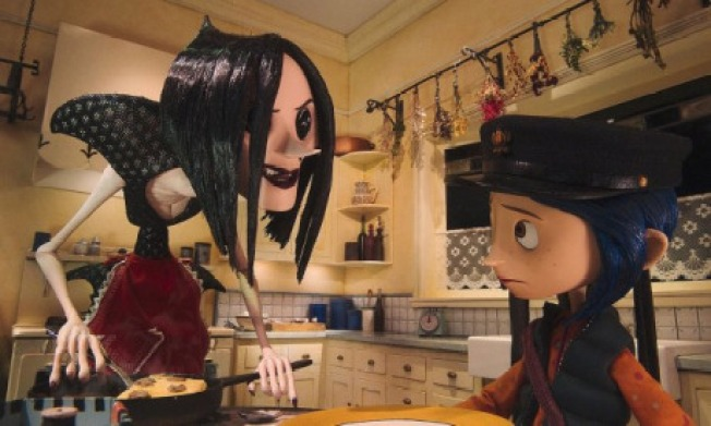 Coraline Loses Its Luster (And Dimensions) on DVD