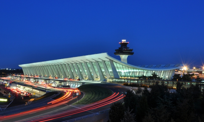 Dulles Planning Emergency Exercise