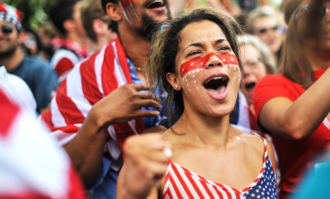 Smithsonian to Host World Cup Watch Party in D.C.