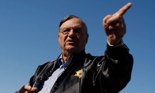 Ex-Sheriff Joe Arpaio Convicted of Ignoring Judge's Order