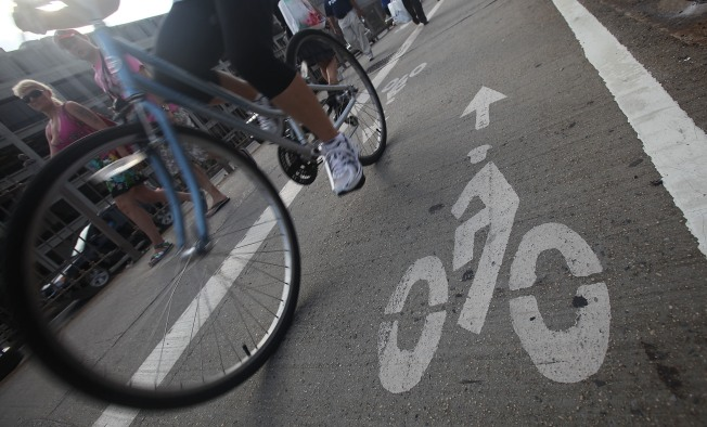 New D.C. Bike Lanes a Bust