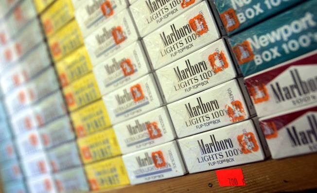 9 Charged With Smuggling Cigarettes Into Maryland