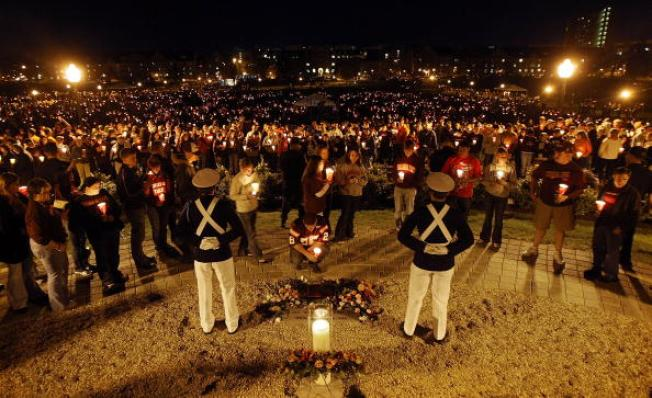 Virginia Tech Holds Remembrance Events