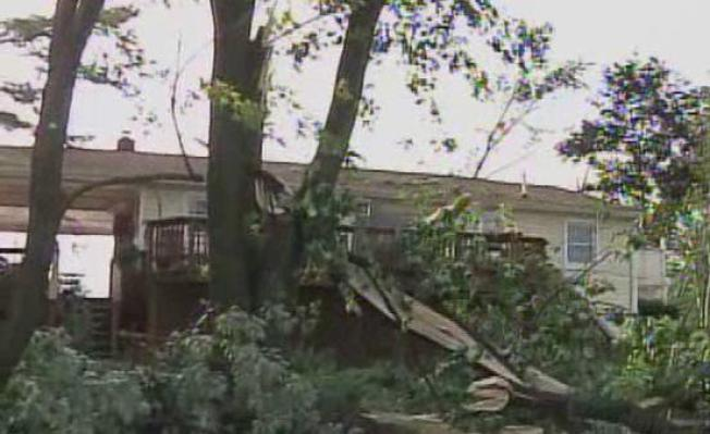"Tornado ""Could've Been Worse"": Fire Chief"