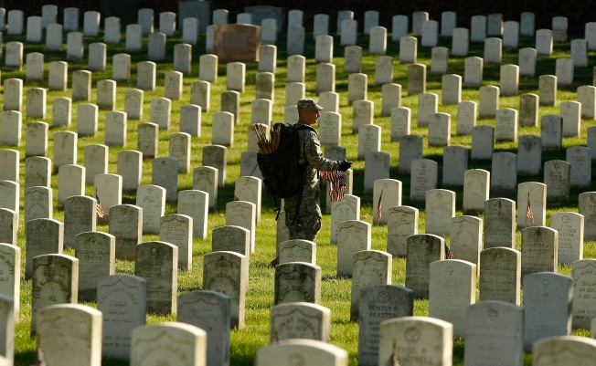 Grave Injustice: Up to 6,600 Arlington Graves Mixed Up