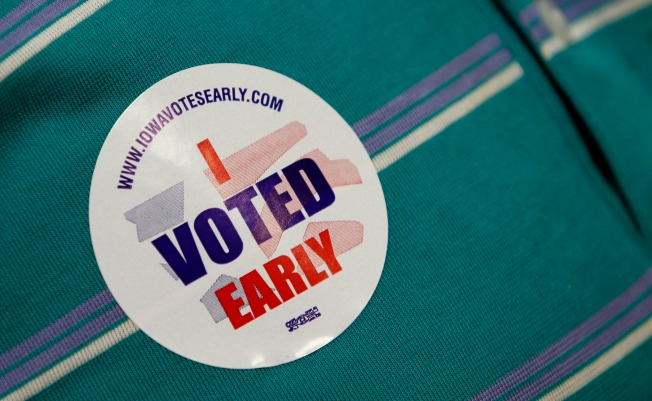 Early Voting Starts in D.C.