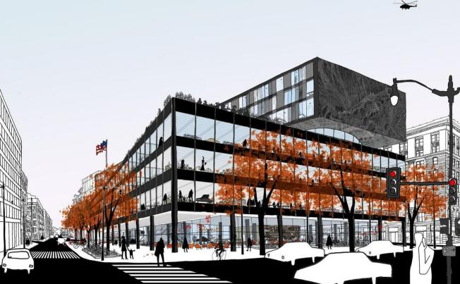 Architects Picked for MLK Library Redesign