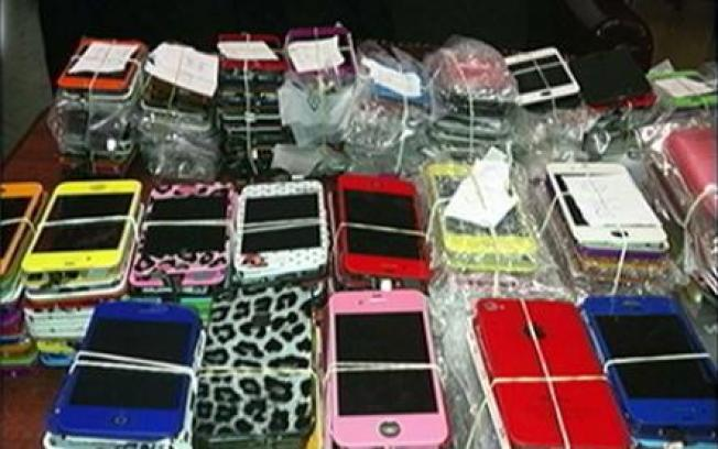 iPhony: State Police Seize Hundreds of Fake Apple Products