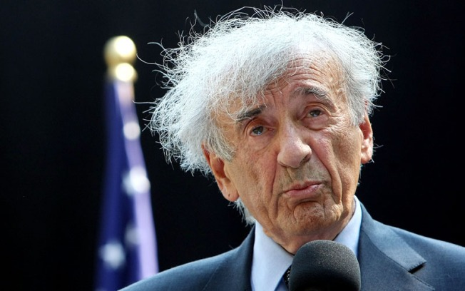 "Elie Wiesel: Put ""Psychopath"" Madoff in Solitary"