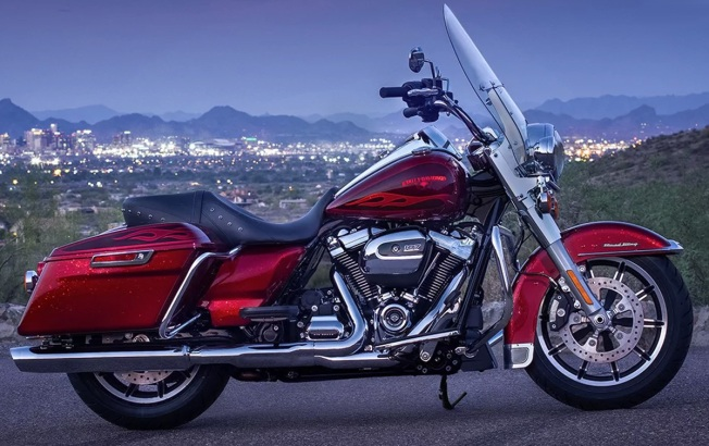Harley recalls bikes; oil line can detach and cause crash