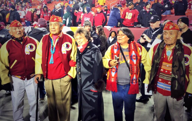 Code Talker Tribute at Redskins Game Stirs Controversy
