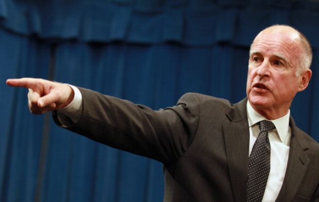 California Anti-Revenge Porn Bill Signed Into Law by Gov. Jerry Brown
