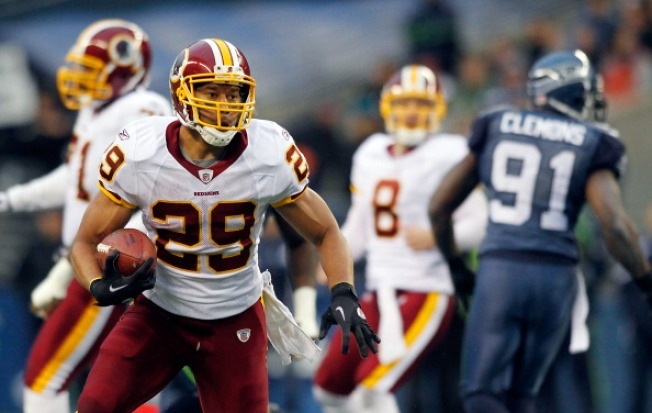 Helu Gives the Redskins Some Stability in the Backfield