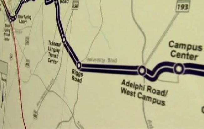 Property Owners Along Purple Line May be Forced Out