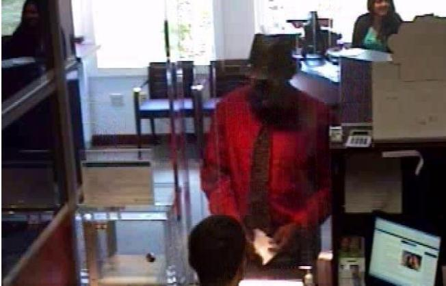 Man Wanted in String of Montgomery Co. Bank Robberies