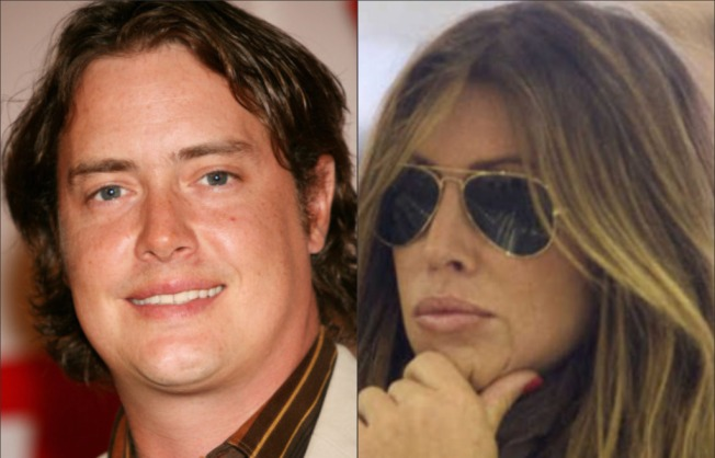 Jeremy London Denies Rehab Romance with Uchitel