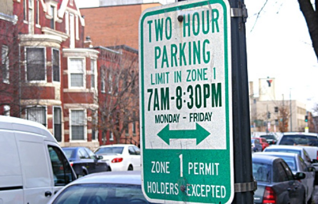 Jacking Up the Price of Residential Parking Permit