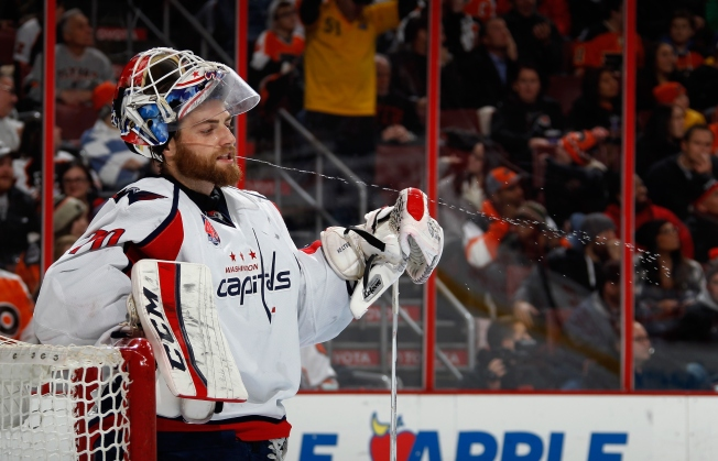 Capitals Confident in Braden Holtby as Record-Breaking Streak Continues