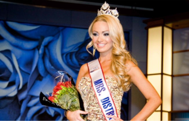 Mrs. DC America Touts Financial Literacy