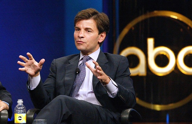 """Stephanopoulos Named """"GMA"""" Co-host"""